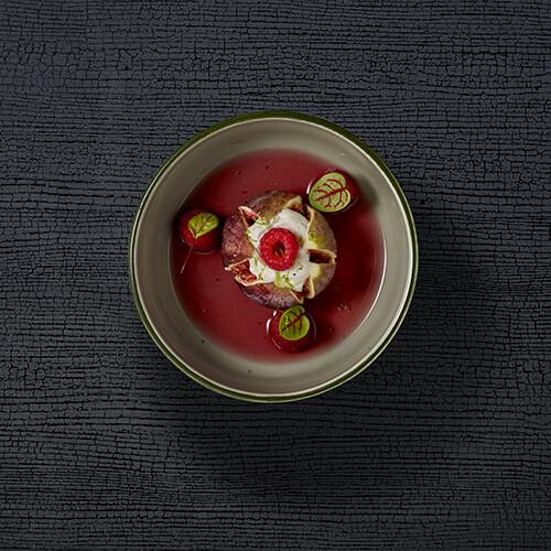 Restaurant à Montpellier - Dessert figue