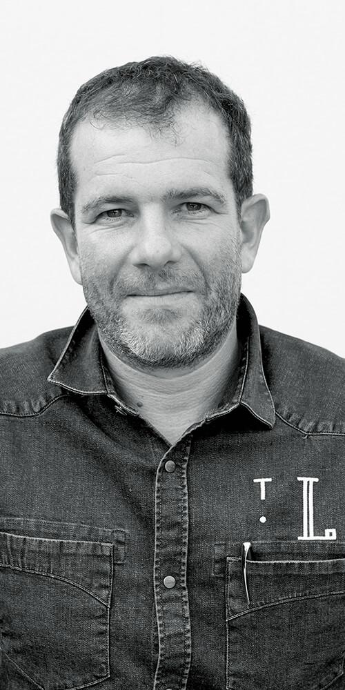 Pierre-Olivier Prouhèze - Chef cuisinier, Restaurant Table de la Lyre Montpellier