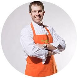 PIERRE-OLIVIER PROUHÈZE Chef cuisinier